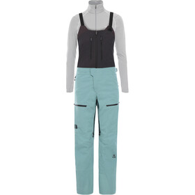 The North Face Ceptor Culotte largo con tirantes Mujer, trellis green/weathered black